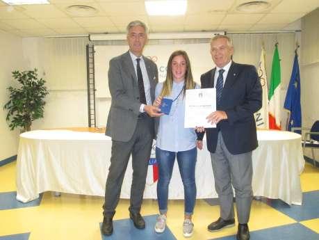 CONI - Consegna Medaglie al Valore Atletico 2014